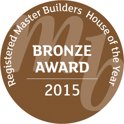 Master Builders House awards Bronze logo